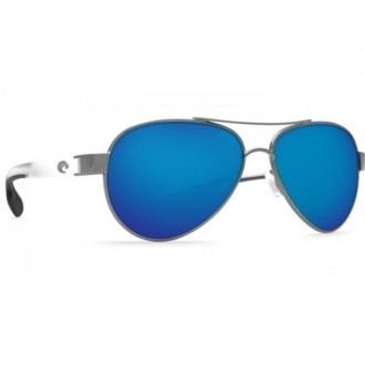 Costa Gunmetal With Crystal Temples Sunglasses