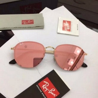 Men's Women's Ray Ban RB3579 Fashion Sunglasses In Pink