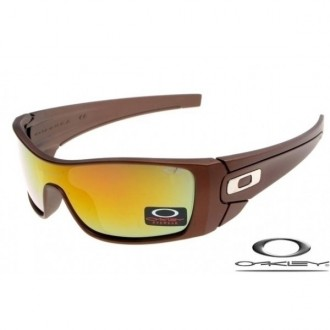 Cheap Knockoff Oakley Fuel Cell Sunglasses Brown Frame Fire Lens For Sale