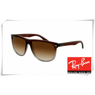 Ray Ban RB4147 Sunglasses Brown Gradient Frame Brown Gradient Lens
