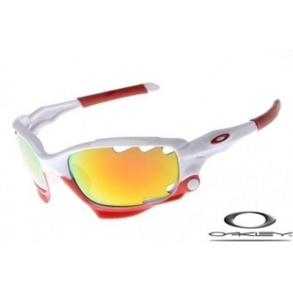 Oakley Limited Edition Fathom Racing Jacket White / Yellow